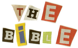 Bible Newspaper Letters